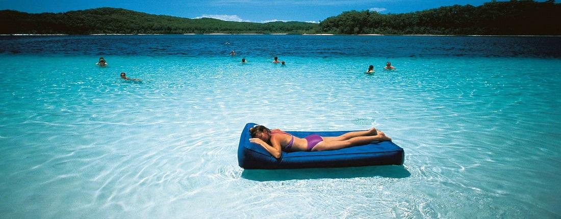 How was Fraser Island Formed?