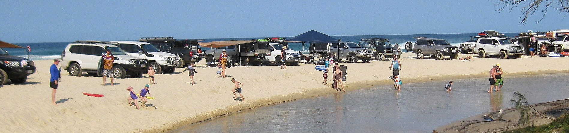 Are there crocodiles at Fraser Island?